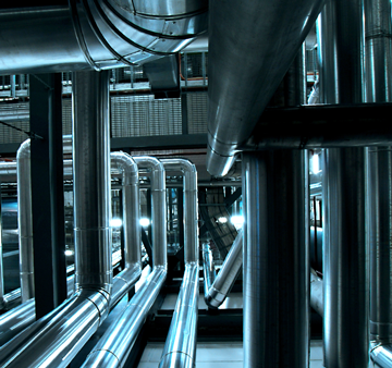 pipes, Integrated Energy Solutions