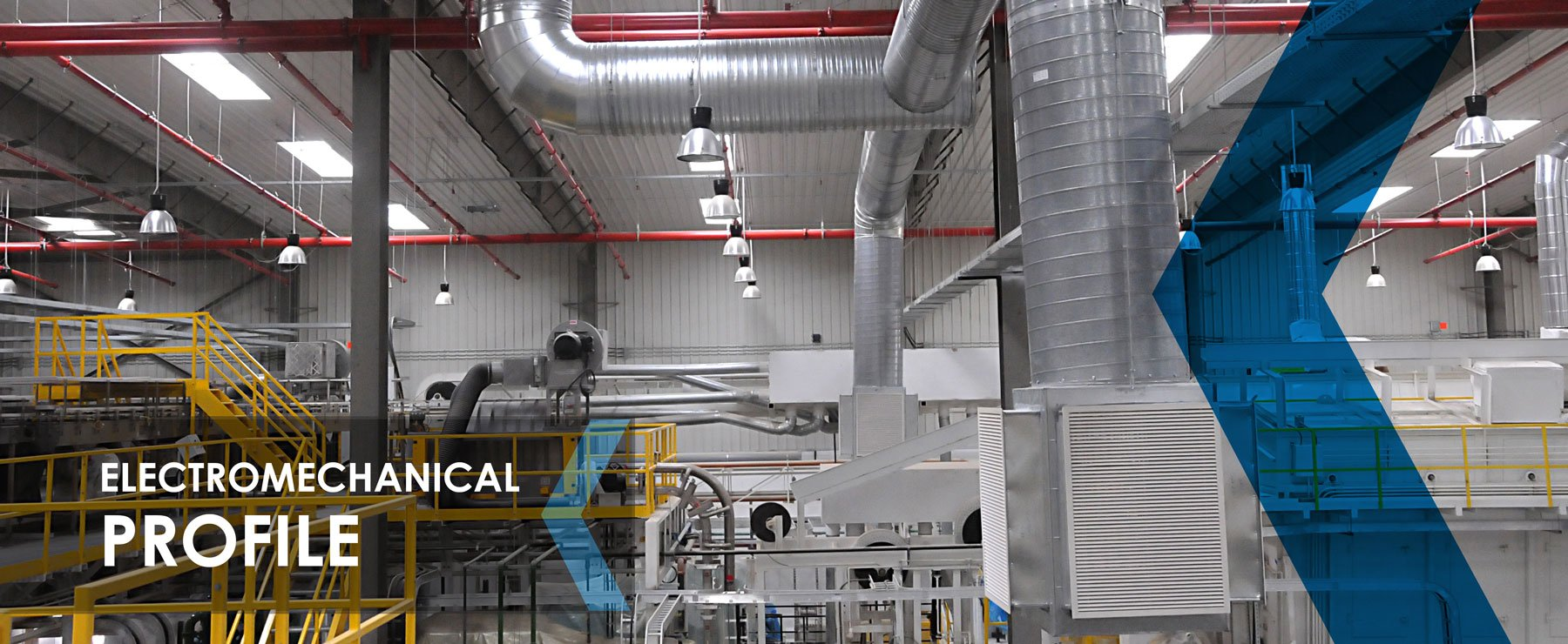 electromechanical services in Egypt, Electromechanical Contracting, HVAC Systems
